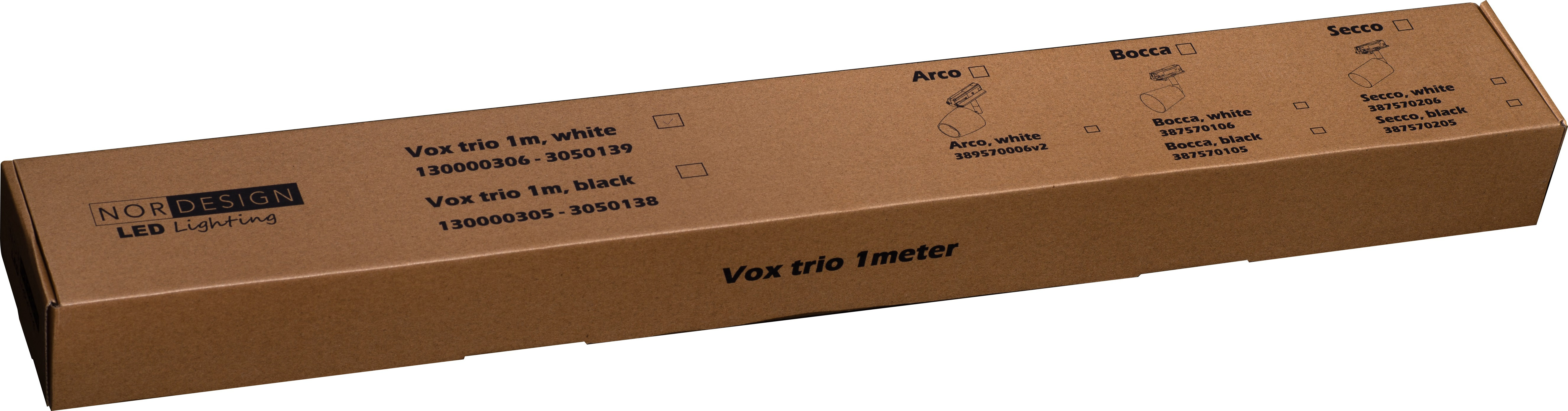 Vox Starter Kit