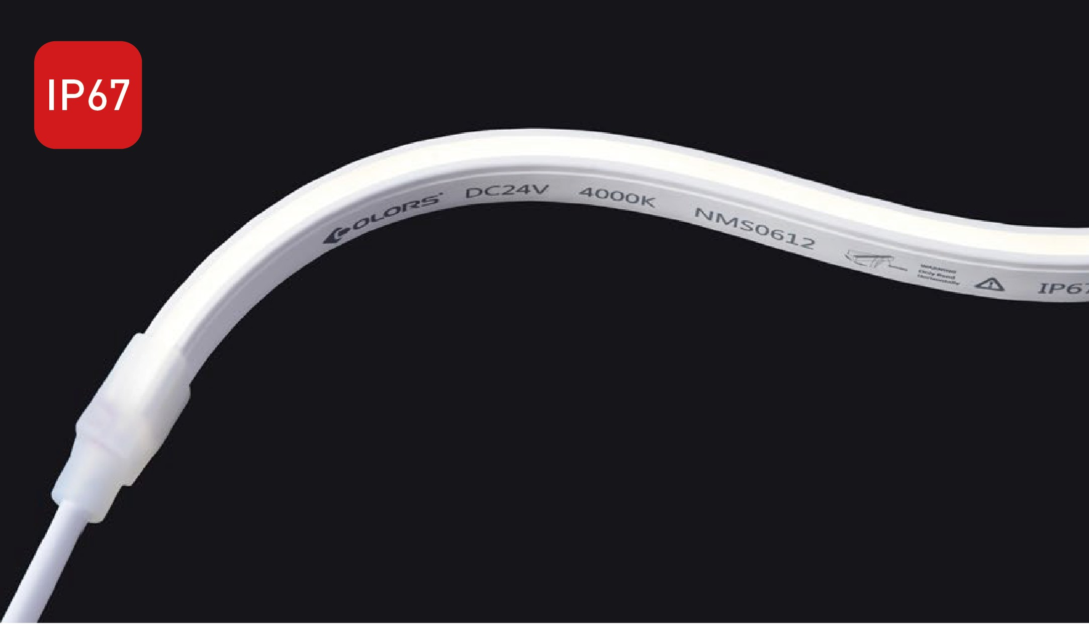 0612 Side Bend - Silicone Neon Strip