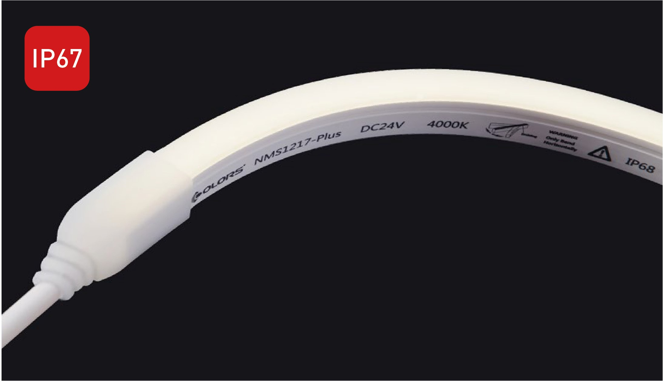 1217 Side Bend - Silicone Neon Strip