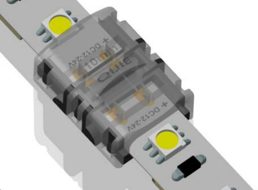 Skjøt - LED-strip til LED-strip