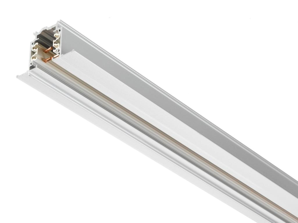 Global Trac Pulse Recessed - White